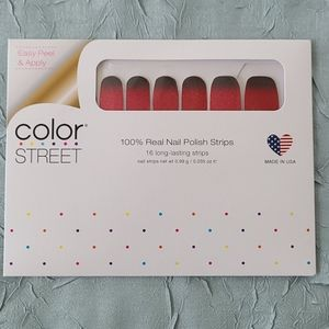 Color Street Bloody Gorgeous
